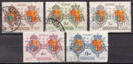 Bermuda Used Stamps - Bermudes