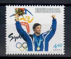 ESTONIA 2001 - GIOCHI OLIMPICI ESTIVI SIDNEY - MNH ** - Estonia