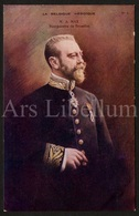 Postcard / Adolphe Max / Bourgmestre De Bruxelles / La Belgique Héroïque / Unused - Personnages