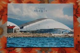 """RUSSIA Sochi """"FISHT"""" Stadium / Stade - Modern Postcard - Estadios"""