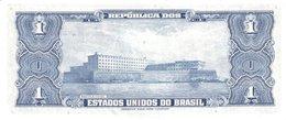 BRAZIL P. 150a 1 C 1954 UNC - Brasil