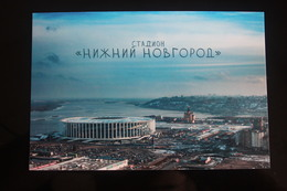 RUSSIA.  Nizhny Novgorod STADIUM - STADE -  Modern Edition World Cup 2018 - Stadions