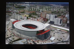 RUSSIA.  Yekaterinburg STADIUM - STADE -  Modern Edition World Cup 2018 - Stades