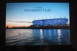 RUSSIA.  Kaliningrad STADIUM - STADE -  Modern Edition World Cup 2018 - Estadios