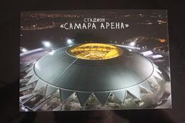 RUSSIA.  Samara STADIUM - STADE -  Modern Edition World Cup 2018 - Estadios