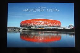 RUSSIA.  Saransk STADIUM - STADE -  Modern Edition World Cup 2018 - Estadios