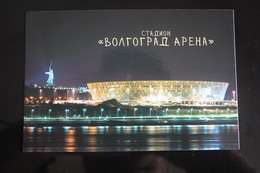 RUSSIA.  Volgograd STADIUM - STADE -  Modern Edition World Cup 2018 - Stades