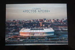 RUSSIA.  Rostov STADIUM - STADE -  Modern Edition World Cup 2018 - Stades
