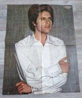 Poster ANCIEN- Joe Dassin- Salut Les Copains - Affiches & Posters