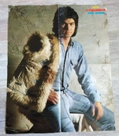 Poster ANCIEN- Daniel Guichard - Salut Les Copains - Affiches & Posters