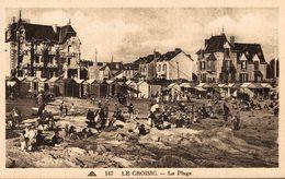 LE CROISIC  LA PLAGE - Le Croisic