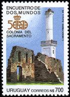 Uruguay 1409 ** MNH. 1992 - Uruguay