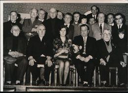 MOERBEKE    FOTO 1973 - 74  15 X 10 CM - VERDIENSTELIJKE INWONERS - Moerbeke-Waas
