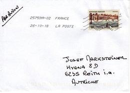 Auslands - Brief Von 73700 BG St. Maurice 25759A Mit 12 Franc 2018 - 2013-... Marianne Of Ciappa-Kawena