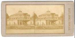 Cirque De L'imperatice - Paris  -  Von Ca 1900 (S010) - Photos Stéréoscopiques