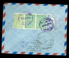 Saudi Arabia * BRIEF VON 1959 By Air Mail  RYAD Nach DEN HAAG NIEDERLANDE   (11.454i) - Saudi Arabia