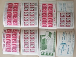Carnets Timbres Marianne Muller - Carnets
