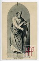 CPA - David Roi D'Israël Hébreu, David König Von Israel, Judaika, 1910 (V56) - Judaisme