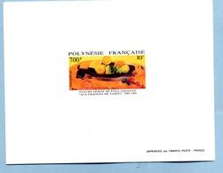 09-06-1991 ÉPREUVE DU 700 F - Non Dentelés, épreuves & Variétés