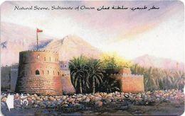 Oman - Natural Scene - 19OMNA - 1995, 1.215.100ex, Used - Oman