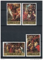 Gibraltar 1977 Yvert 367-70 ** MNH - Gibilterra