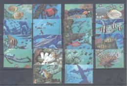 Micronesia   Michel #  101 - 18  Unterwasser Gedenkstätte Truk Lagune - Micronesia