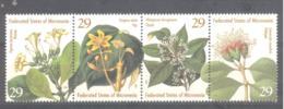 Micronesia   Michel #  365 - 68  Flora - Micronesia
