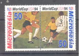Micronesia   Michel #  369 - 70  Fussball WM  1994 - Micronesia