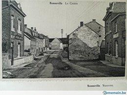 BONNEVILLE BOUNVEYE ANDENNE NAMUR WALLONIE BELGIQUE VIEUX CARNET DE  10 VIEILLES CARTES POSTALES VIERGES - Andenne