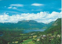 Norway - Vang In Valdres Valley.  B-3323 - Norway