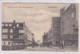 Amsterdam Uithoornstraat Hoek Meerhuizenplein Volk Oude Auto # 1926    1856 - Amsterdam