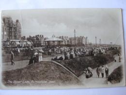 The Upper Leas, Folkestone, Kent - Posted 1913 - Folkestone