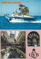 Sydney Australia. 2 Cards.  B-3324 - Sydney