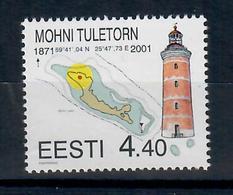ESTONIA 2001 - FARI 7^ SERIE  - MNH ** - Estonia