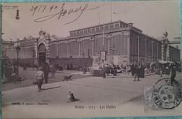 Nîmes - Les Halles - Nîmes