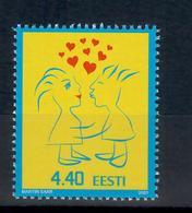 ESTONIA 2001 - SAN VALENTINO  - MNH ** - Estonia