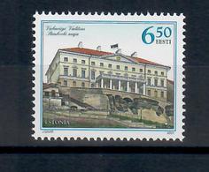 ESTONIA 2001 - EDIFICI 2^ SERIE   - MNH ** - Estonia
