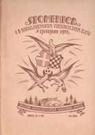 SLOVENIJA    SPOMENICA  VSESOKOLSKEM  ZLETU V  LJUBLJANI 1922 - Books, Magazines, Comics