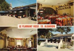 D13  ALBARON  Le Flamant Rose - Arles