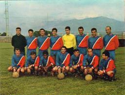 ÉQUIPE DE FOOTBALL DU GAZELEC D'AJACCIO SAISON 196561966 Présentée Par Nice Matin - Football