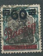 Dantzig    - Yvert N° 72 Oblitéré     Ah28719 - Dantzig