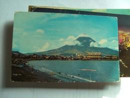 Filippijnen Philippines Mayon Volcano Legaspi - Filippijnen