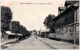 91 PETIT-CROSNE Pris à La Fabrique Des Jumelles - France
