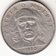 CUBA 1990  3 PESOS CHE GUEVARA   EBC.CN 4426 - Cuba