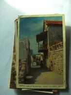 Israël Safad Lane In The Old City - Israël
