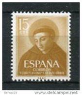 España 1955. Edifil 1183 ** MNH - 1931-Today: 2nd Rep - ... Juan Carlos I
