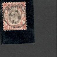 HONG KONG1903:Michel68used - Oblitérés