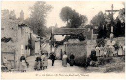 86 Le Calvaire De CHIRE-en-MONTREUIL - France