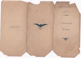 PORTUGAL - POVOA DE VARZIM 1892 - O NAUFRAGIO DO POVEIRO - ALFREDO DA CUNHA - Boeken, Tijdschriften, Stripverhalen
