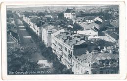 Die Georgstrasse In Wilna - Lithuania